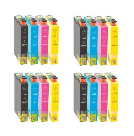 Cartuccia Compatibile EPSON T1293 colore Magenta