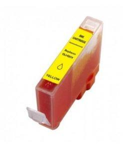 CARTUCCIA EQUIVALENTE CANON CLI-521Y colore Giallo