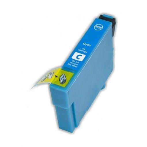 Cartuccia Compatibile Epson T603XL C13T03A14010 colore Ciano
