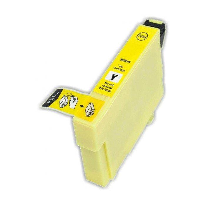 Cartuccia Compatibile Epson T603XL C13T03A14010 colore Giallo
