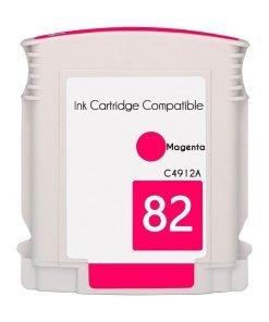 Cartuccia Compatibile HP 82 C4912A colore Magenta