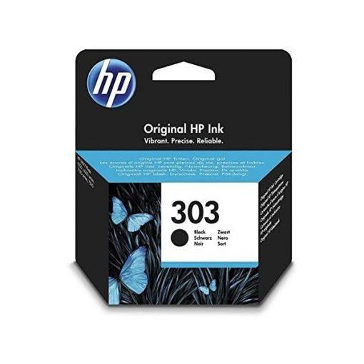 Cartuccia HP 303 Originale colore Nero