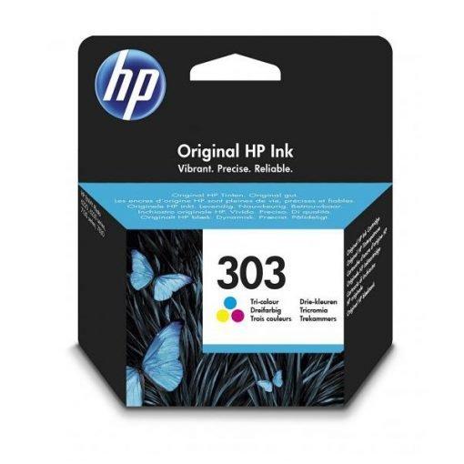 Cartuccia HP 303 Originale Colore CMY