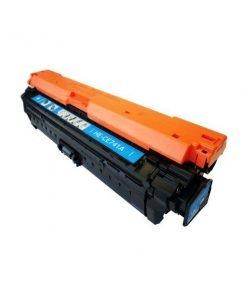 Toner Compatibile Hp CE741A colore Ciano